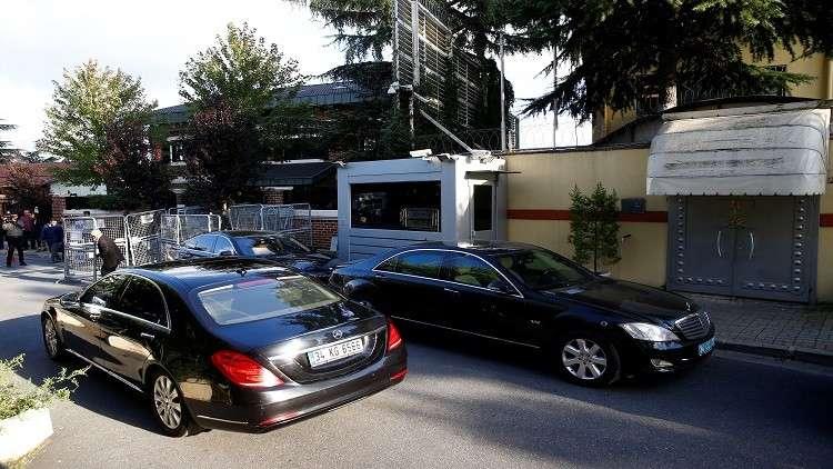 الغارديان: تركيا تبحث عن شاحنة سوداء خرجت من القنصلية السعوديةبإسطنبول