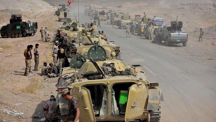 بغداد: قاعدة عين الأسد تحت إدارة وقيادة الجيشالعراقي