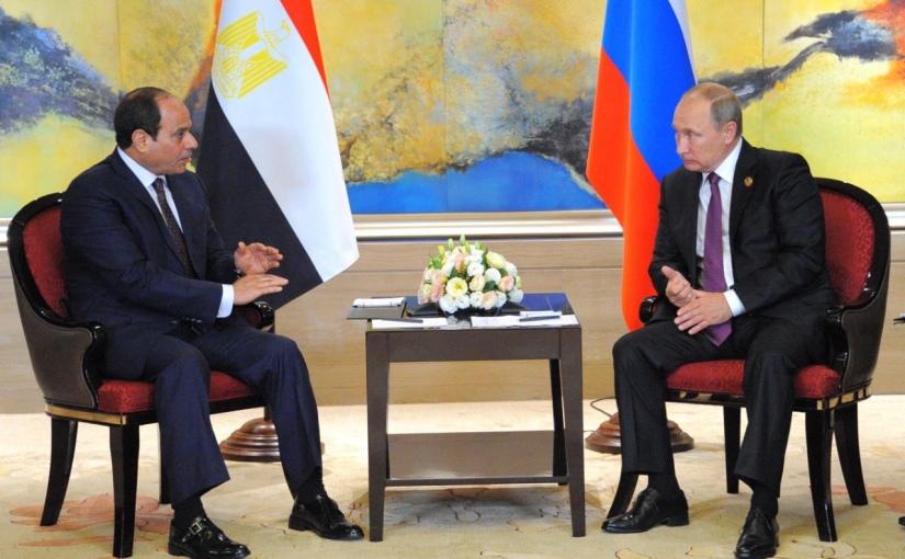 الأبعاد الجيوسياسية للتلاقيالأفريقي-الروسي