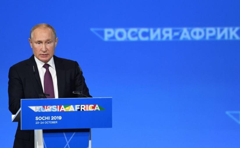 أين تأخذ القمة الإقتصادية في سوتشي العلاقات الروسية-الأفريقية